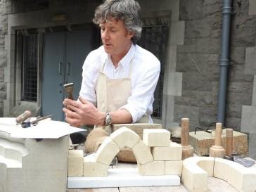 Sunday Demonstrations - Medieval Stone Masonry - Dublinia