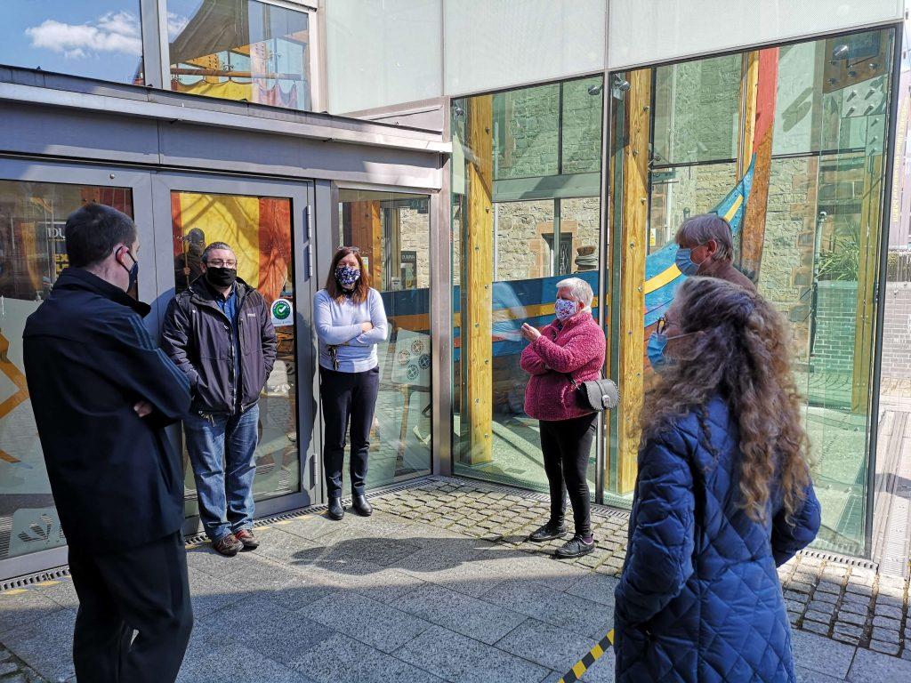 Re-opening Dublinia - Viking Museum Dublin